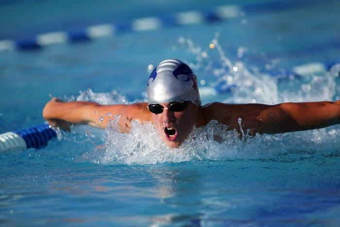 IRHS vs MVHS Swimming