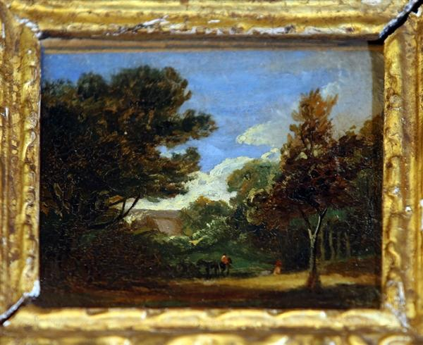 John Constable painting