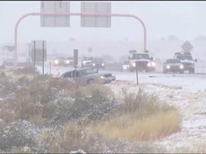 Deep freeze hits U.S.