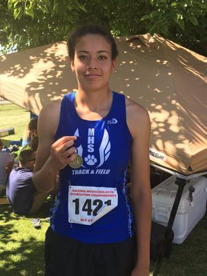 Pusch Ridge girls wins tennis and track state titles