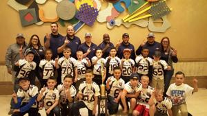 Marana Broncos win national title at youth conference in Las Vegas