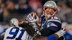 Arizona bound - Patriots dominate the Colts in AFC Championship