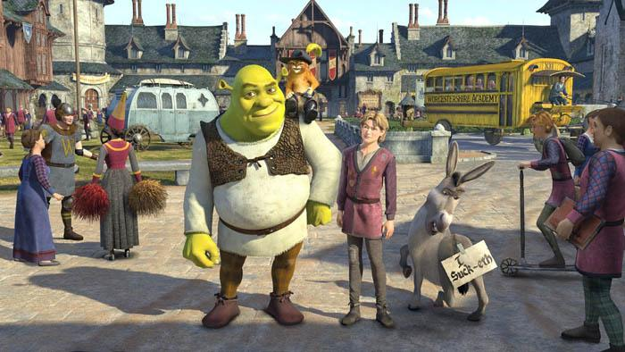 Shrek's 4th keeps series together
