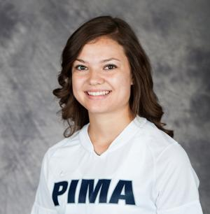 Larissa Adams soccer pima community college