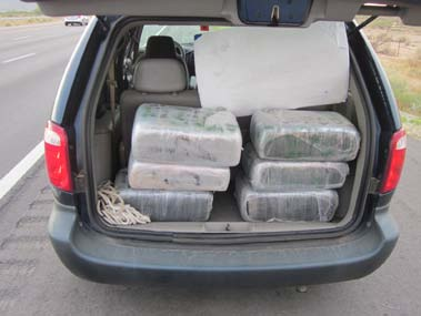 Marijuana bust on Aug. 1