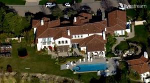 Bieber's house