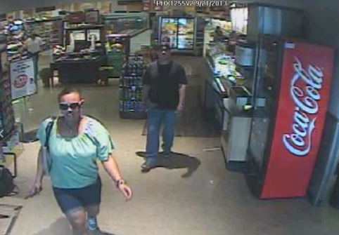 Couple robs Ina and Oracle Safeway with stun gun