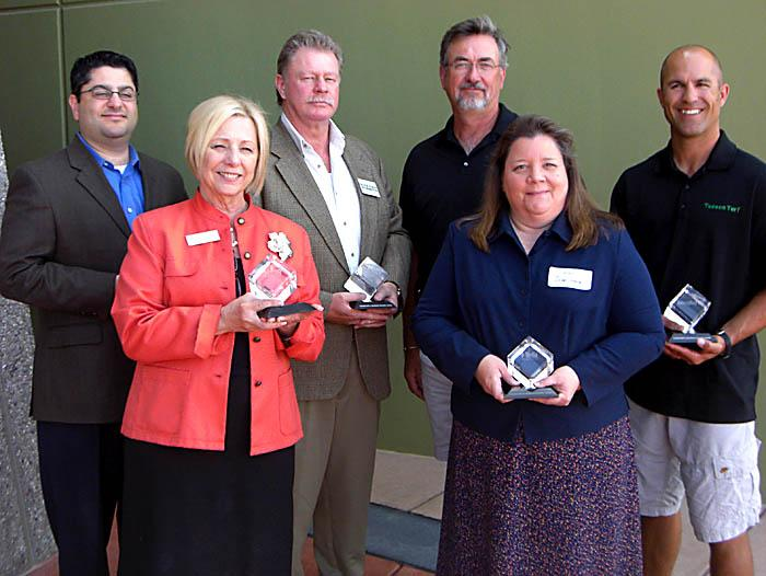 Marana chamber presents awards to four businesses, Pima Northwest