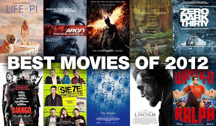 Best Movies of 2012
