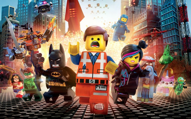 'The Lego Movie' a funny, inspired piece of animation