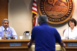 Oro Valley Town Council - Randy Metcalf/The Explorer