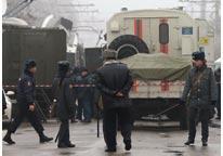 Russia blasts