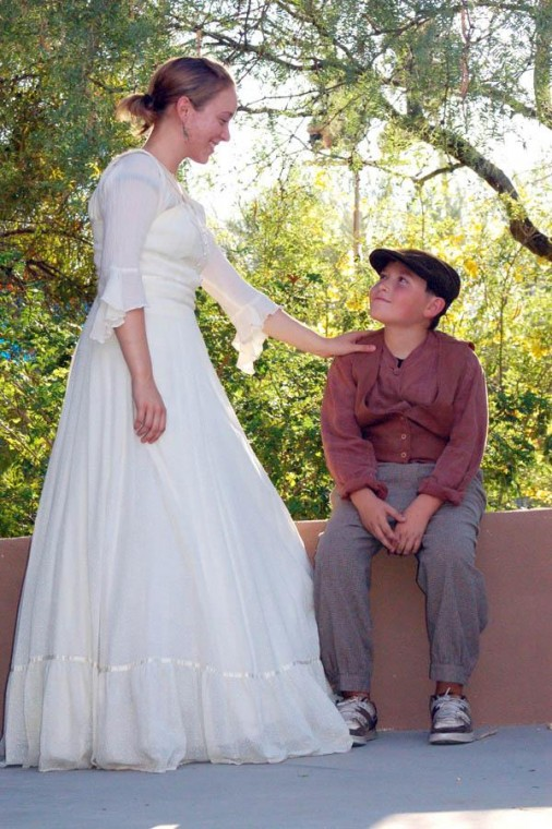 Second night of free theater Saturday at Marana park