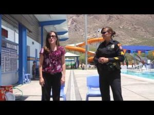 Oro Valley Police Ice Water Challenge