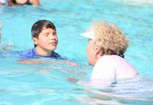 Firm wants kids to learn how to swim