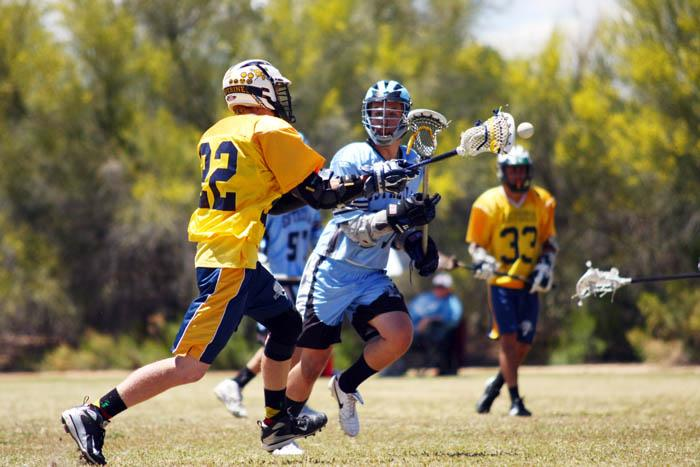 NW lacrosse squad sticks to its effort