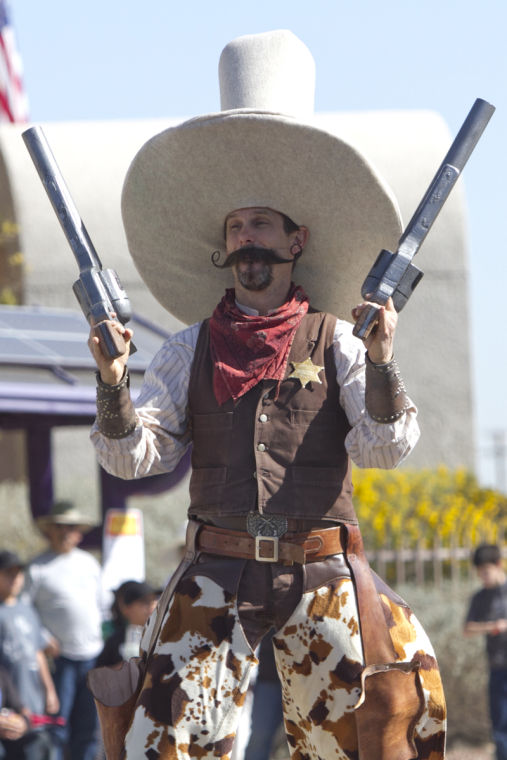 Tucson Rodeo Parade 2014