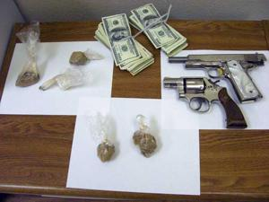 OV cops bust 2 with heroin