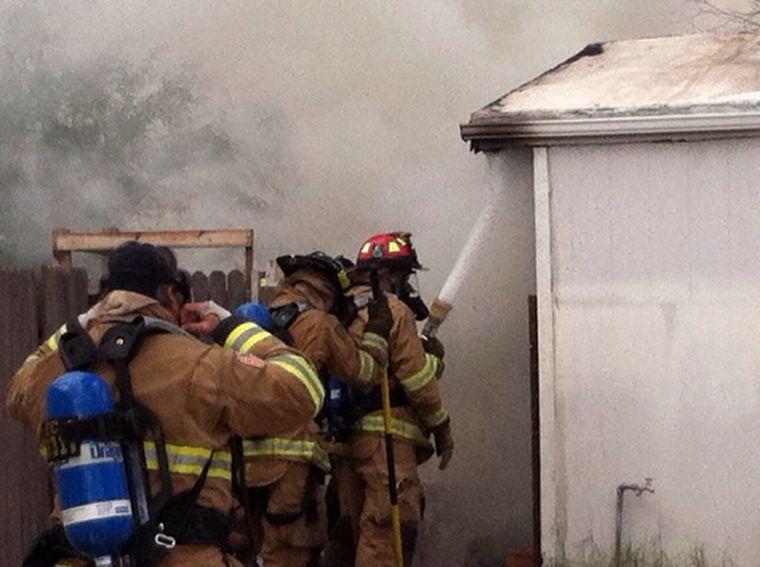 NW Fire responds to mobile home fire in Marana