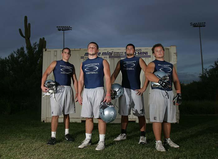 HIGH SCHOOL FOOTBALL: Nighthawks seek nothing short of 'state'