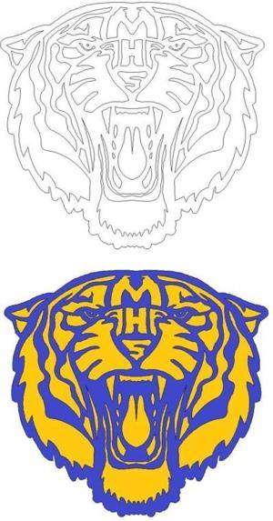 Marana student designs new school logo