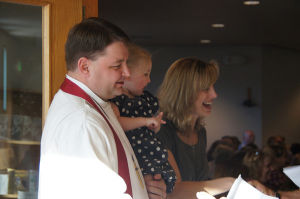 Pastor Adam Mueller - Courtesy Photo