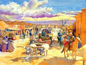 Gallery opens 'Western Round Up' with reception this Friday