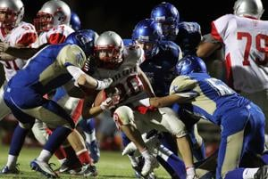 Pusch Ridge vs Santa Cruz Football
