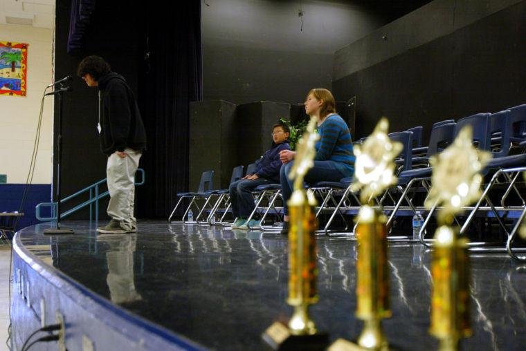 Amphitheater School District Spelling Bee