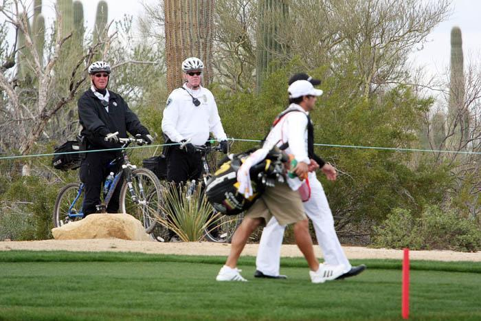 Marana grateful for Golf Channel's name recognition