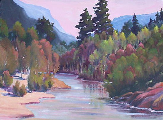 Skyline Country Club features plein air art exhibit
