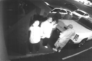 Patrons Shot Leaving Palo Verde Bar And Grill: Suspects wanted in connection with the shooting. - PCSD