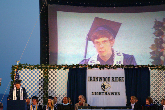 Ironwood Ridge graduation 9