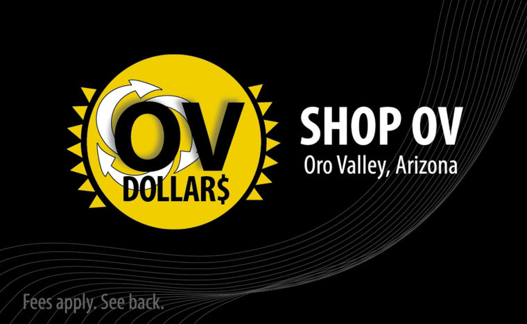 OV Dollars Card Design