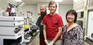 Liver disease discovery University of Arizona