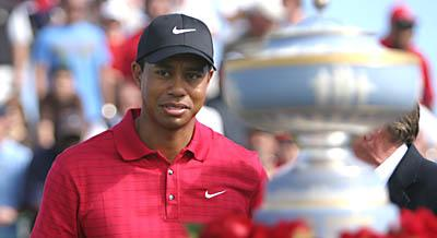 Tiger or not, match play field terrific