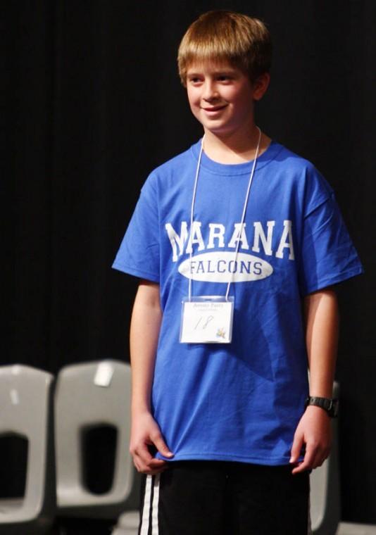 Marana Spelling Bee 1