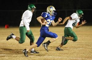 Shamrocks, Friday the 13th take any luck away from Lions, 28-7