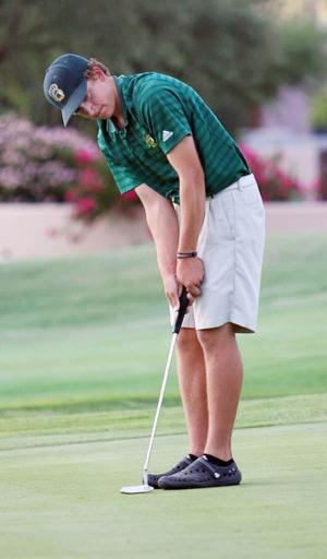 Dorados, Hicks are state golf champions