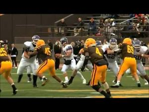 Top 10 Plays of the Mount Union 2014 Football Season