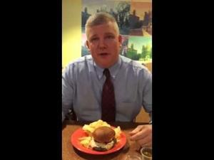 Dean Frazier's Third Fav meal