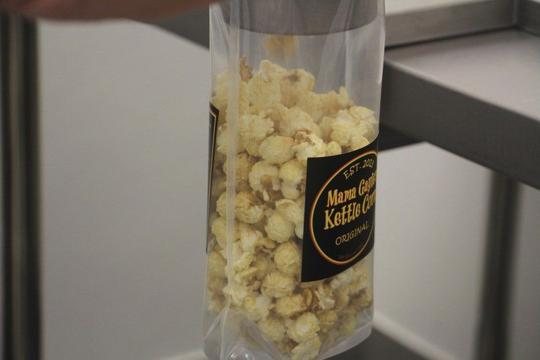 Kettle corn business plan
