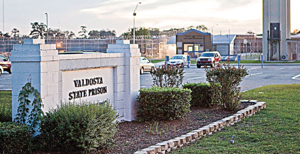 New warden takes over at Valdosta State Prison | Local ...