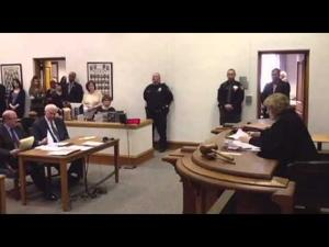 Sentencing of former Athens County Sheriff Patrick Kelly