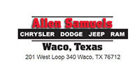 Allen Samuels Chrysler, Ram, Dodge & Jeep