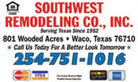 Southwest Remodeling, Inc.