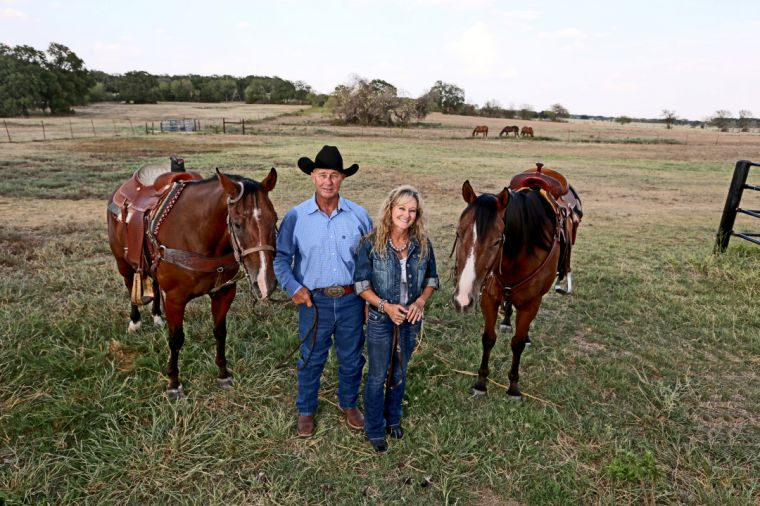 West resident joins texas rodeo cowboy hall of fame for Marstaller motors waco texas