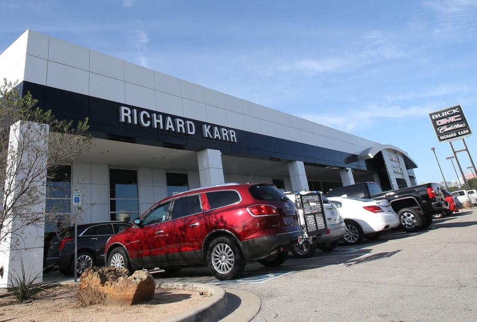 Waco auto dealer sues contractor over new building for Richard karr motors waco texas