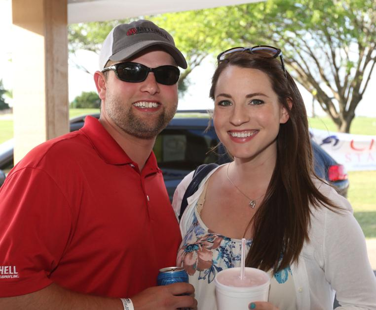 All american heroes golf classic vip party with zack and for American classic homes waco