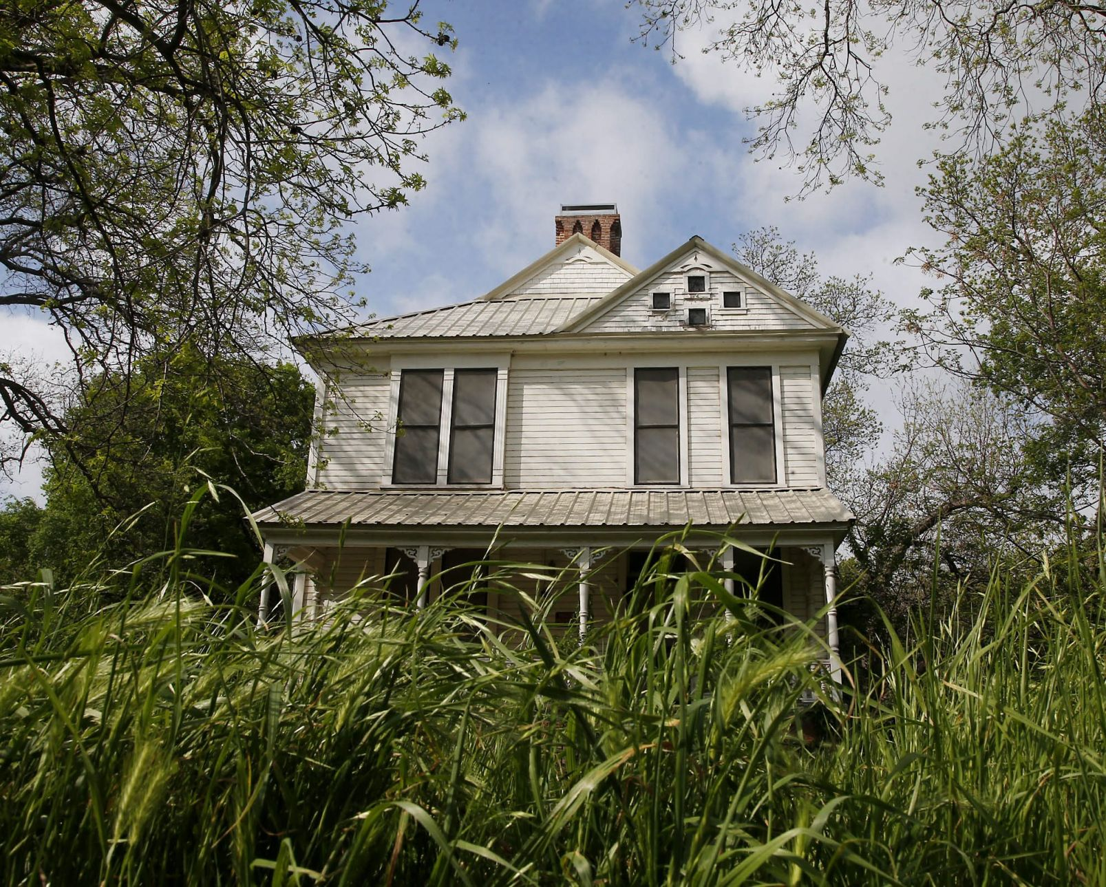 slipping away in search of waco s most endangered